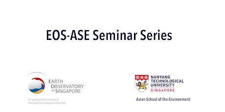 EOS & ASE Seminar series tickets