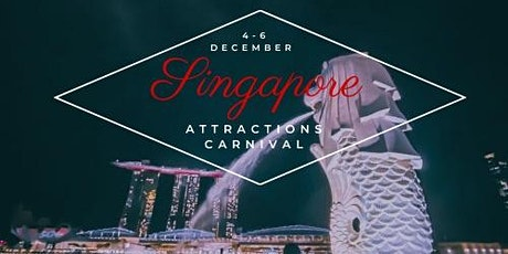 Singapore Attractions Carnival tickets