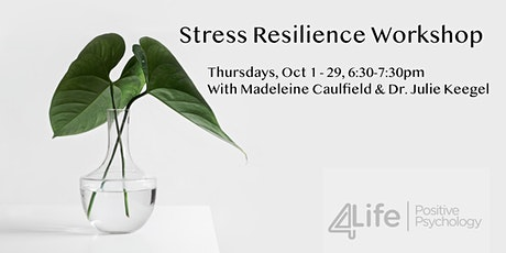 Stress Management Skills Workshop tickets