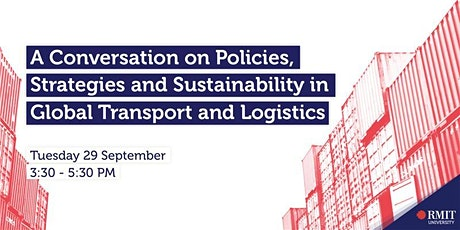 Strategies and Sustainability in Global Transport and Logistics tickets