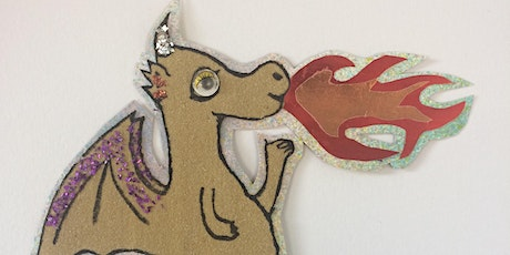 Crazy Creature Stickers @ Campbell Town Library tickets
