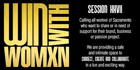 Femwinism Presents: Win With Women - Session XXVII  **VIRTUAL  EDITION** tickets