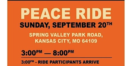 Peace Ride and Bbq tickets