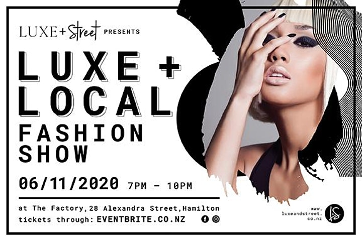 Luxe + Local Fashion Show - NOW NOV 6th image