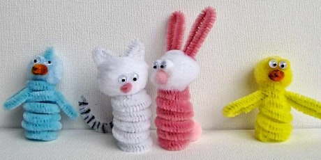 Pipe Cleaner Animals @ Burnie Library tickets