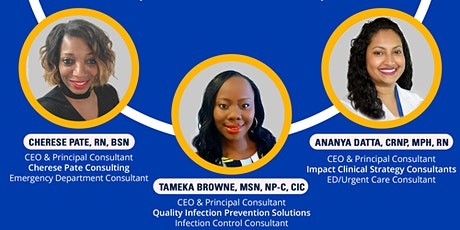 Second Wave: Clinician Insights on ED, Urgent Care & Infection Prevention tickets