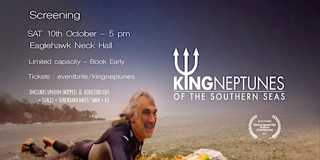 King Neptunes of the Southern Seas  Eaglehawk Neck tickets