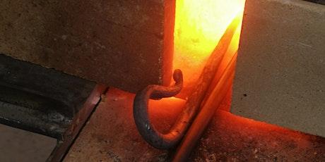 Beginners'  Blacksmithing Workshop tickets
