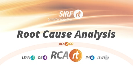 NZ Root Cause Analysis | 4 Sessions | 12 Steps + Cause Tree | RCARt tickets