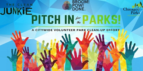 Garfield Park - Pitch In for the Parks! tickets