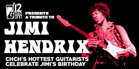A Tribute to Jimi Hendrix tickets