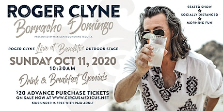 Roger Clyne Borracho Domingo at Banditos Sunday, October 11 tickets