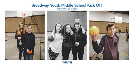 Middle School Youth Kick Off tickets