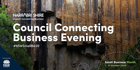 Council Connecting Business Evening tickets
