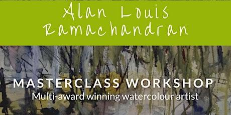 Alan Louis Ramachandran Masterclass Workshop tickets