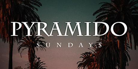 Pyramido Sundays tickets