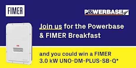 Dunedin Powerbase & FIMER Breakfast tickets