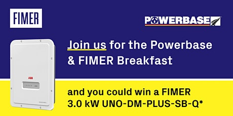 Christchurch Powerbase & FIMER Breakfast tickets