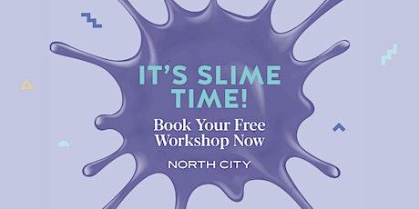 Free Kids Slime Workshops tickets