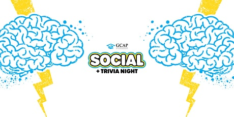 GCAP Social + Trivia Night tickets