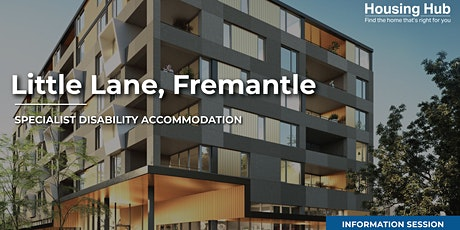 Fremantle SDA Apartments Information Session tickets