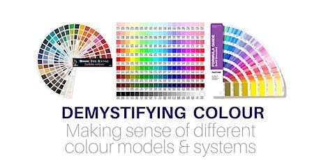 Demystifying Colour webinar  17 November 2020 tickets