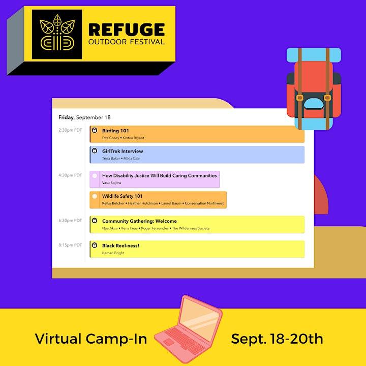 2020 Refuge Outdoor Festival image