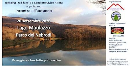 Escursione Lago Maulazzo. Incontro all'autunno biglietti