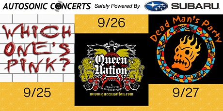 ALL THREE EARLY SHOWS @ THE OC FAIR & EVENT CENTER; 9/25 - 27/20 tickets