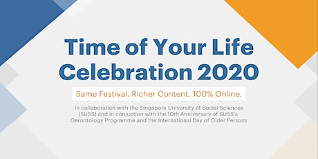 Silver Pleasures - Happiness and Meaning in Life    TOYL 2020 tickets