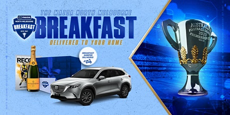 North Melbourne Breakfast - Delivered to Your Home tickets