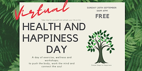 Health and Happiness Day tickets