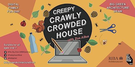 Creepy Crawly Crowded House tickets