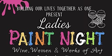 Ladies Paint Night tickets