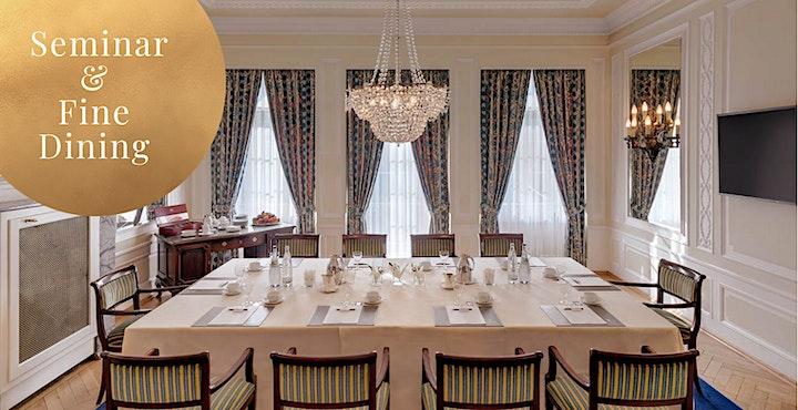 Exklusives Abendseminar | GELASSEN DURCHS LEBEN & Fine Dining: Bild