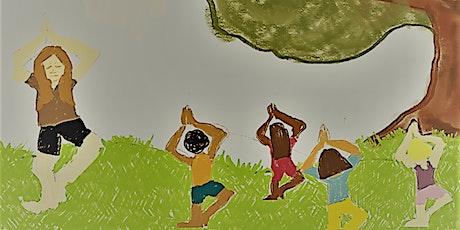 Yoga Stories in the Park: Lambton Park - October School Holidays tickets