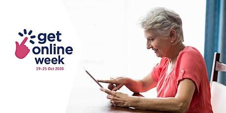 Get Online Week ~ Staying safe online tickets