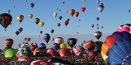 USA – New Mexico Balloon Fiesta & Santa Fe tickets