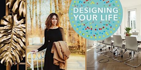 Design Your Life - Workshop Tickets