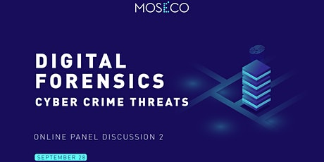 Digital Forensics: Cybercrime Threats tickets
