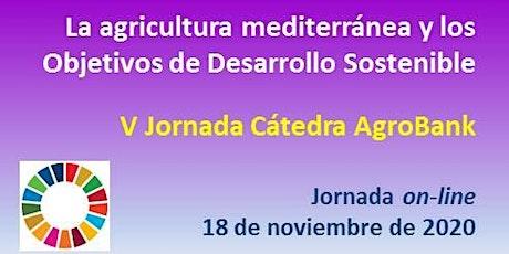 La agricultura mediterránea y los Objetivos de Desarrollo Sostenible. entradas