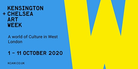 Kensington + Chelsea Art Week 2020 tickets