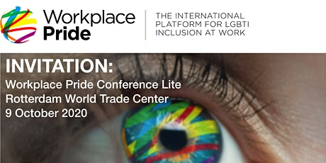 Workplace Pride Conference Lite - 9 October 2020 tickets