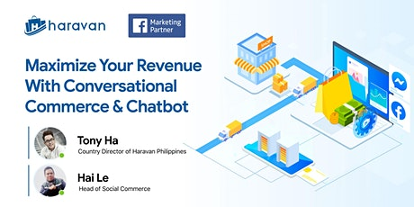 Maximize Your Revenue With Conversational Commerce & Chatbot tickets