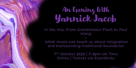 An Evening With Yannick Jacob tickets