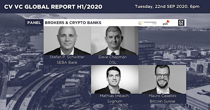 CV VC Global Report - Brokers & Crypto Banks image