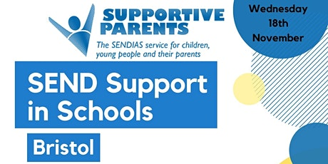 Special Educational Needs & Disability Support in Schools tickets