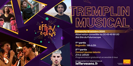 Efferv&Sens 3 - Tremplin musical billets