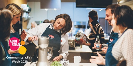 Cooking and eating well with Barilla for youth 12-24 years tickets