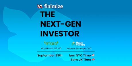 The Next-Gen Investor tickets